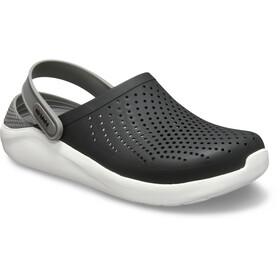 Crocs LiteRide Clogs Unisex, black/smoke